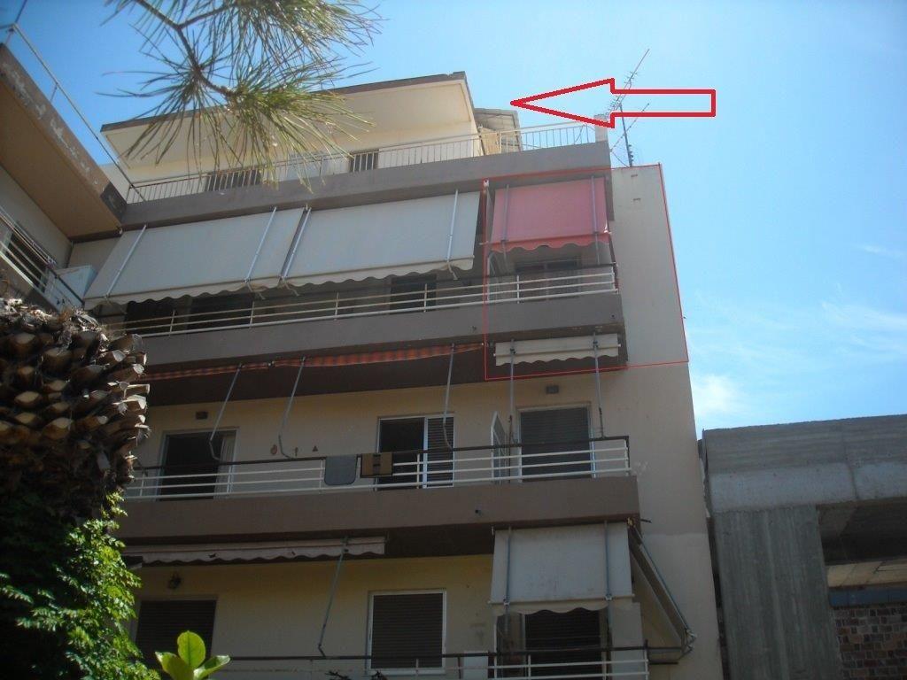 Квартира в Сарониде, Греция, 38 м2 - фото 1