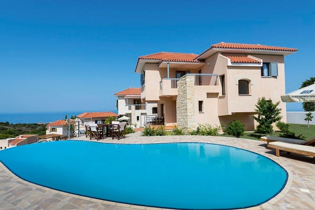 Вилла в Пафосе, Кипр, 312 м2 - фото 1