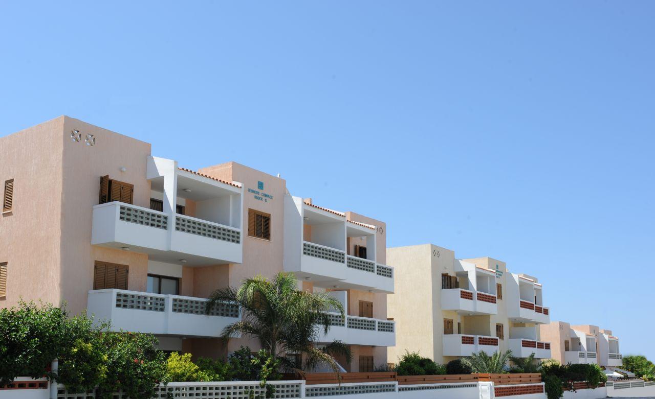Апартаменты в Пафосе, Кипр, 83 м2 - фото 1