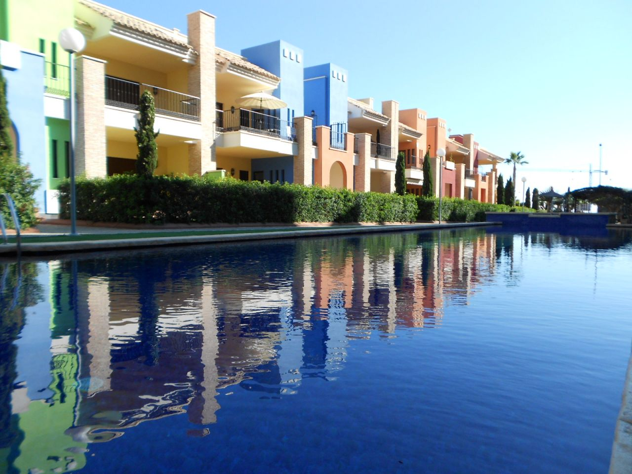 Недвижимость в испании в ориуэла