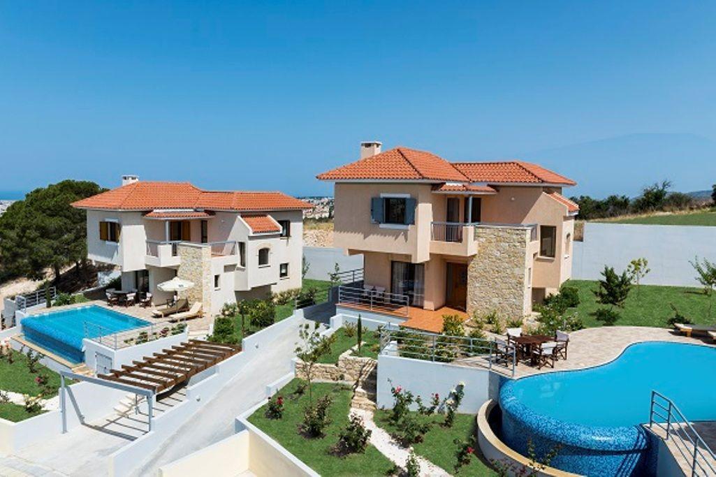 Вилла в Пафосе, Кипр, 447 м2 - фото 1