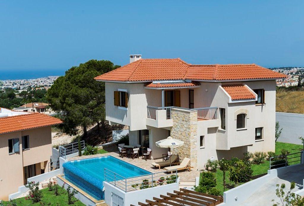 Вилла в Пафосе, Кипр, 135 м2 - фото 1