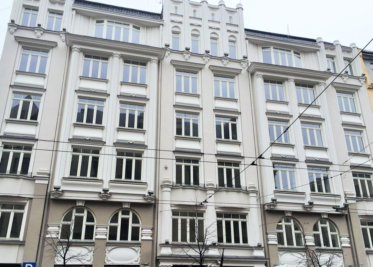 Квартира в Риге, Латвия, 129.1 м2 - фото 1