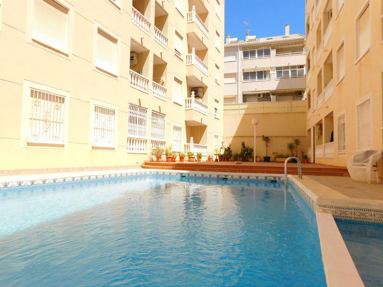 Апартаменты в Торревьехе, Испания, 38 м2 - фото 1