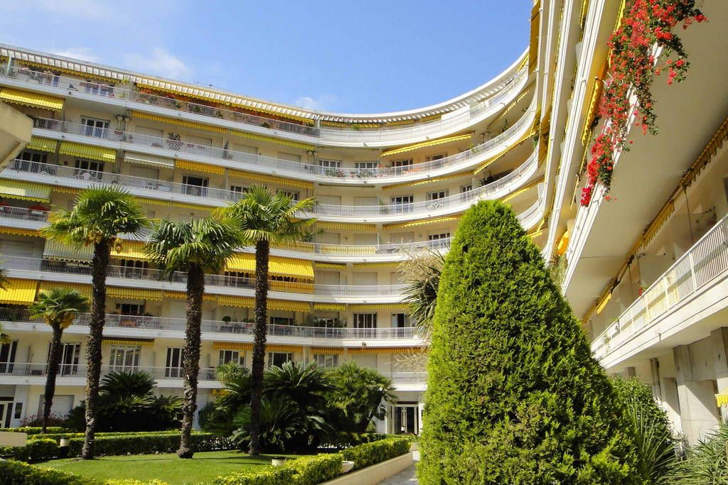 Квартира в Ницце, Франция, 55 м2 - фото 1