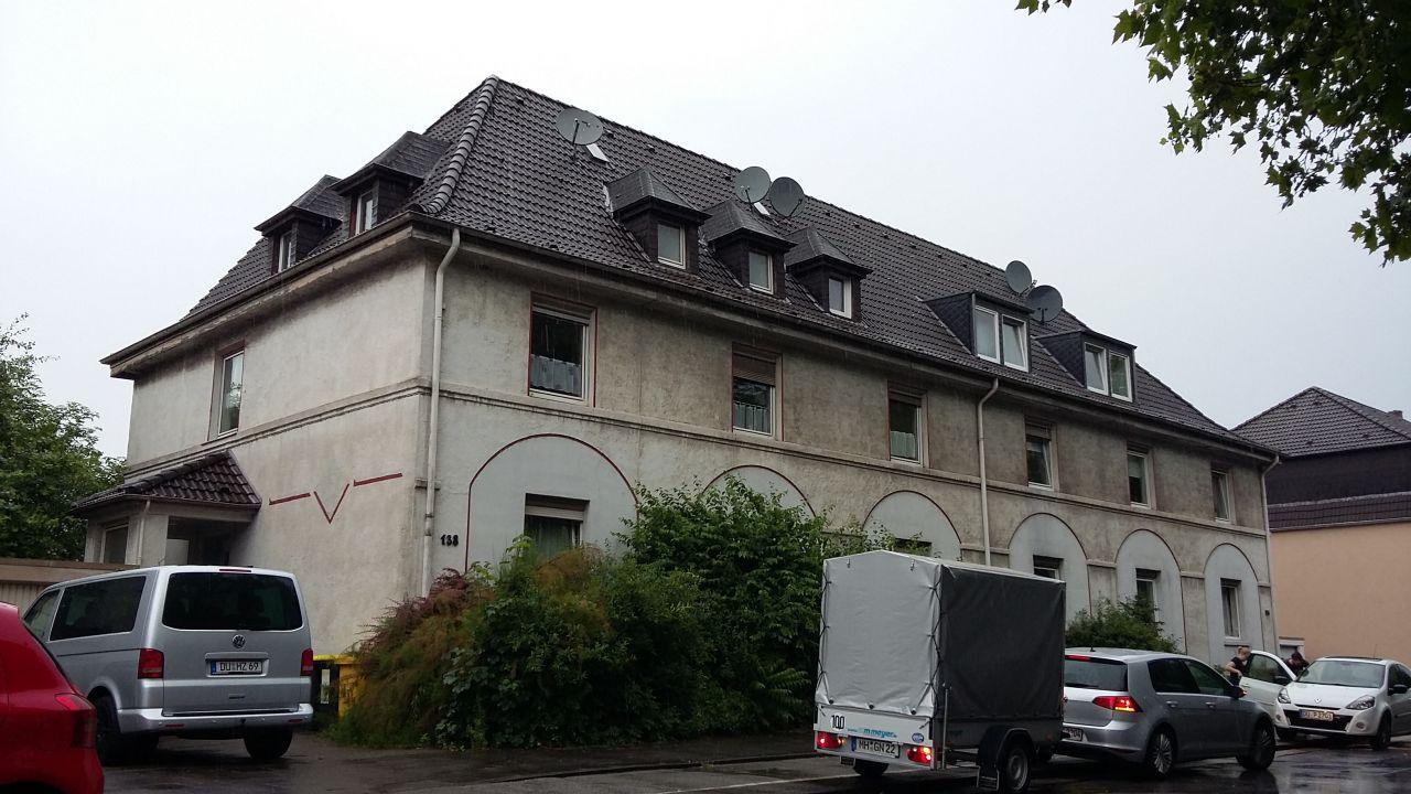 Доходный дом в Дуйсбурге, Германия, 300 м2 - фото 1