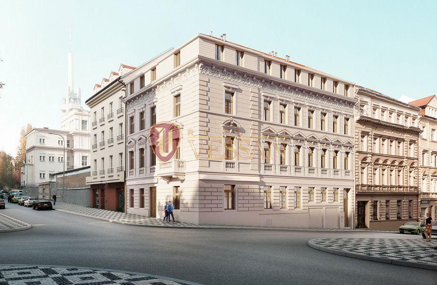 Апартаменты в Праге, Чехия, 58 м2 - фото 1