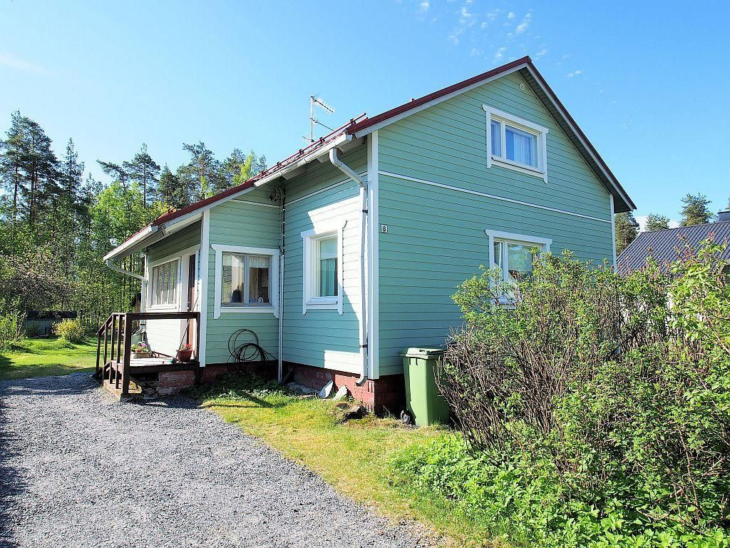 Дом в Иматре, Финляндия, 1244 м2 - фото 1