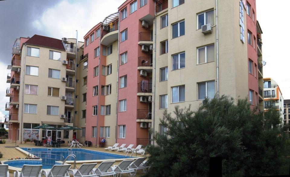 Квартира в Бургасской области, Болгария, 56 м2 - фото 1