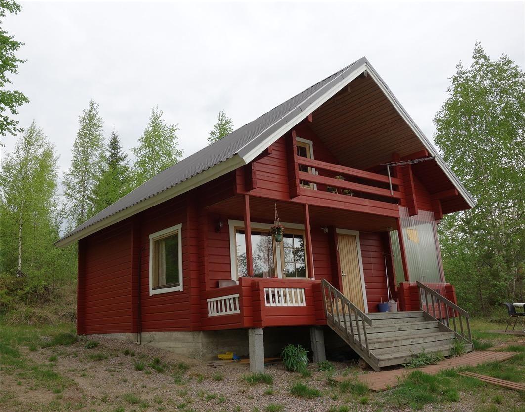 Коттедж в Сулкава, Финляндия, 4000 м2 - фото 1