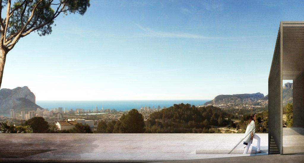 Вилла в Бенисе, Испания, 1500 м2 - фото 1