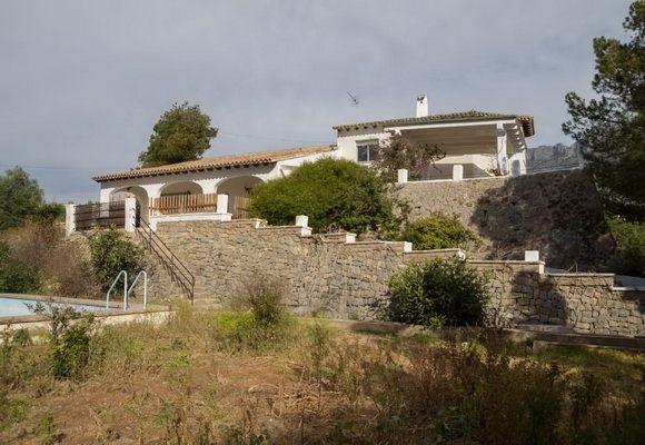 Вилла в Альтеа, Испания, 300 м2 - фото 1
