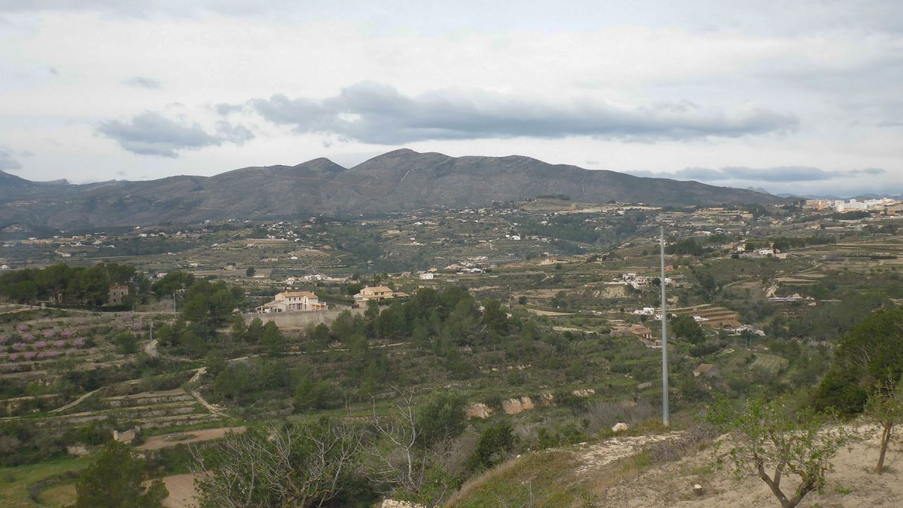 Земля в Бенисе, Испания, 14574 м2 - фото 1