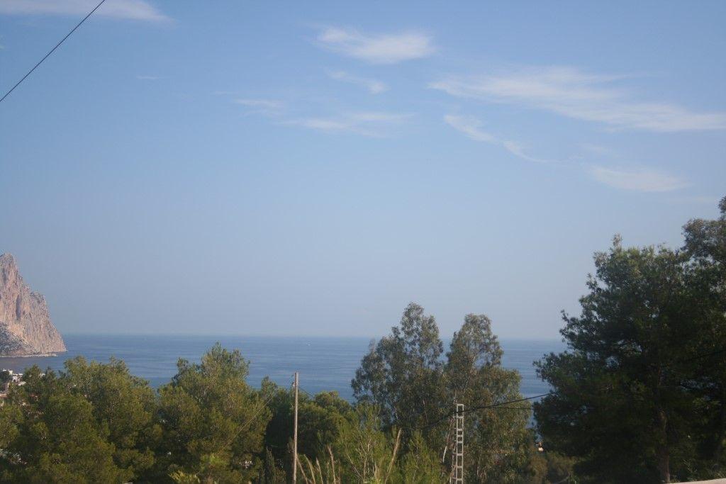 Земля в Кальпе, Испания, 671 м2 - фото 1