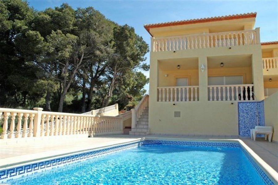 Дом в Кальпе, Испания - фото 1
