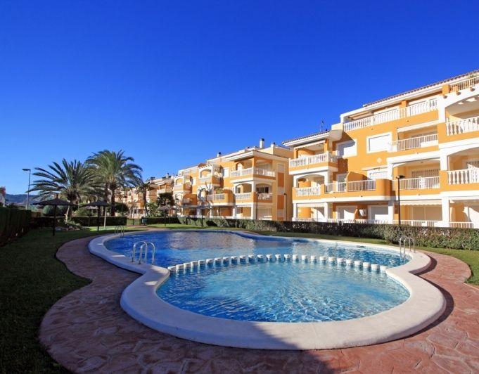 Апартаменты в Дении, Испания, 80 м2 - фото 1
