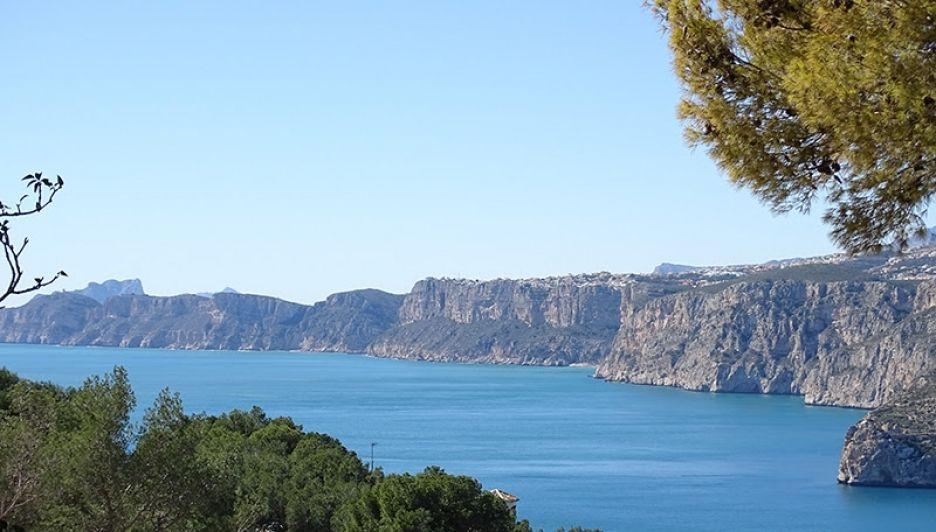 Земля в Хавее, Испания, 2127 м2 - фото 1