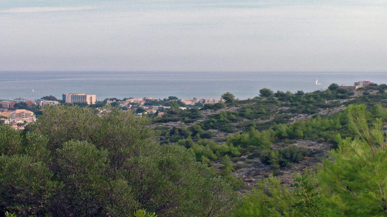 Земля в Дении, Испания, 8784 м2 - фото 1