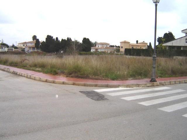 Земля в Дении, Испания, 830 м2 - фото 1