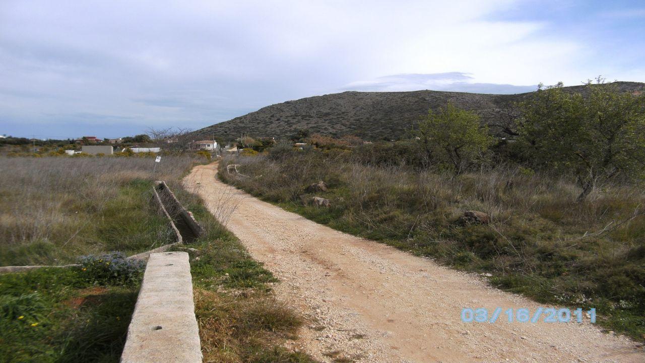 Земля в Хавее, Испания, 5383 м2 - фото 1