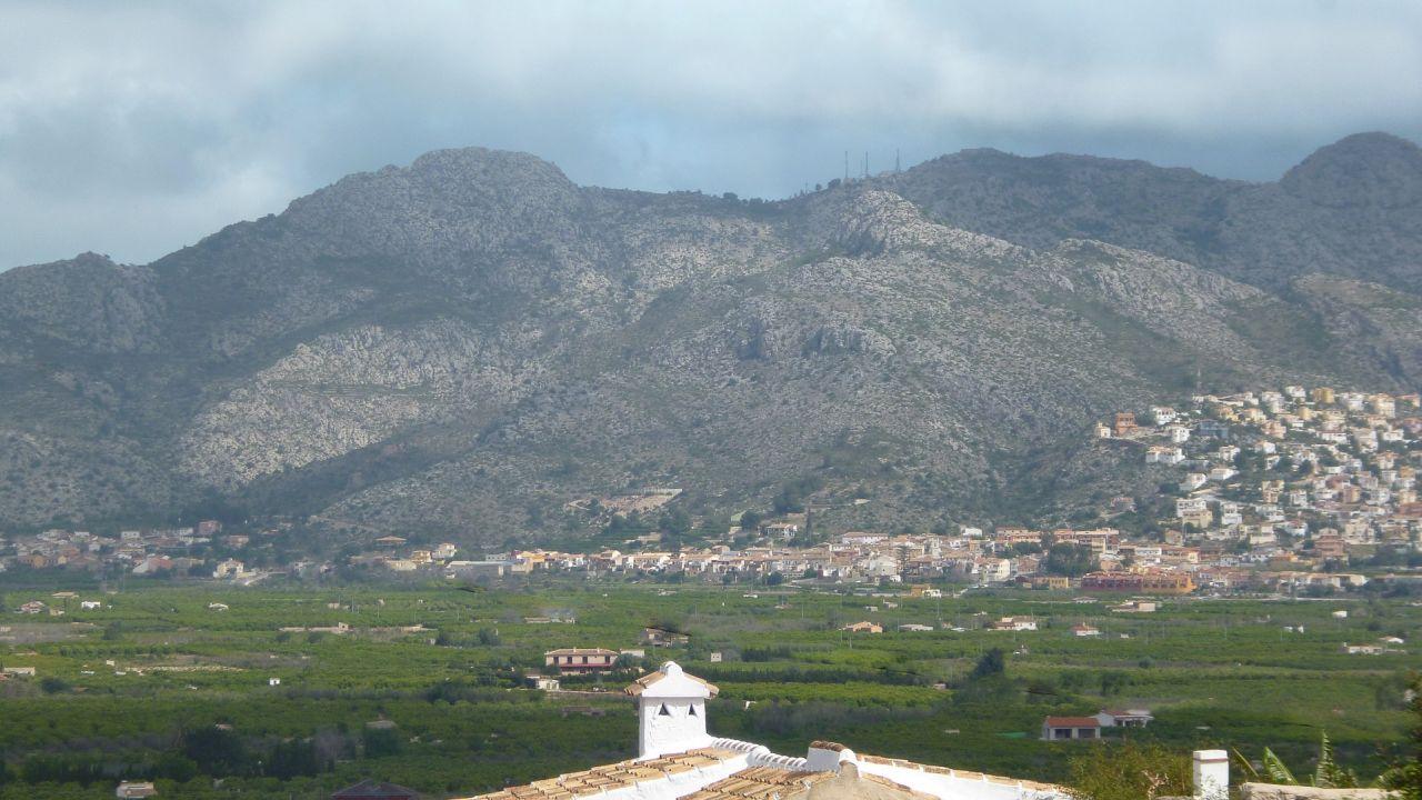 Таунхаус в Бенидолече, Испания, 180 м2 - фото 1