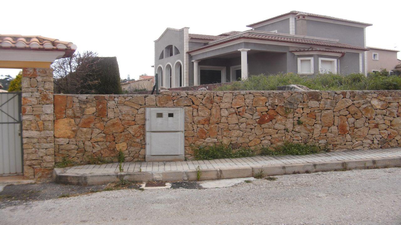 Вилла в Дении, Испания, 1300 м2 - фото 1