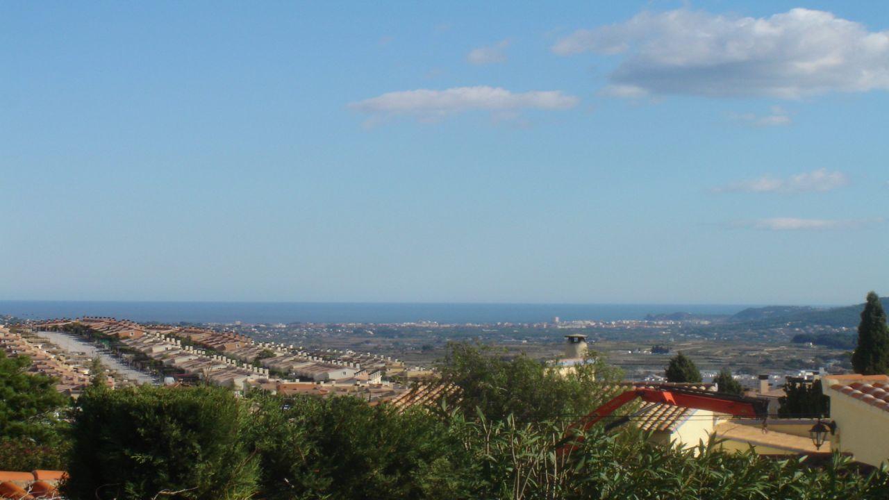 Вилла в Хавее, Испания, 800 м2 - фото 1