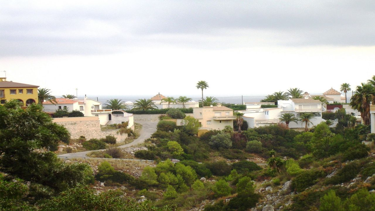 Вилла в Дении, Испания, 150 м2 - фото 1