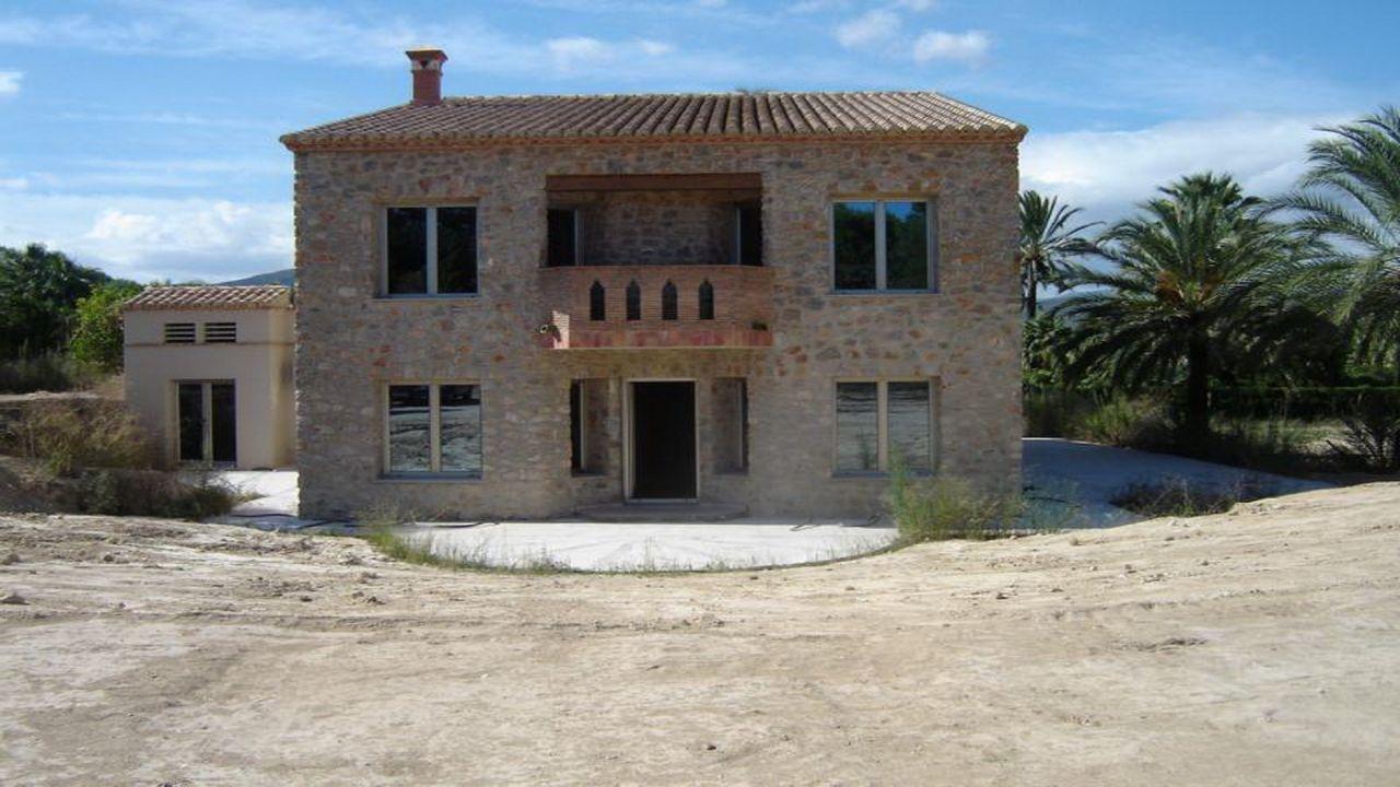 Вилла в Хавее, Испания, 4346 м2 - фото 1