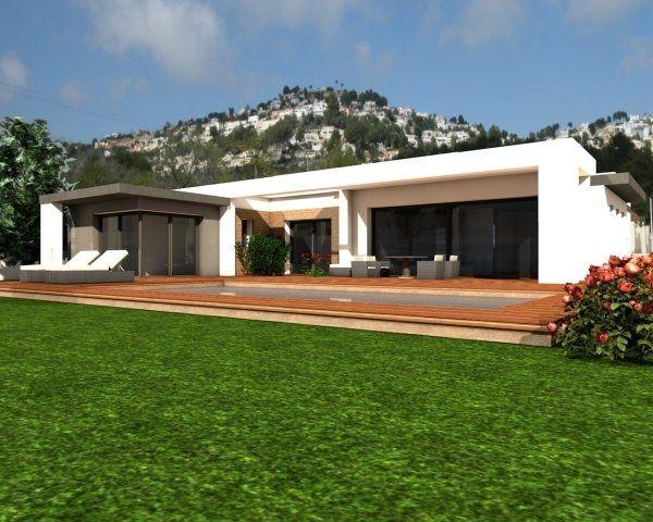 Вилла в Морайре, Испания, 800 м2 - фото 1