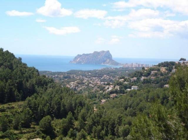 Земля в Морайре, Испания, 1021 м2 - фото 1