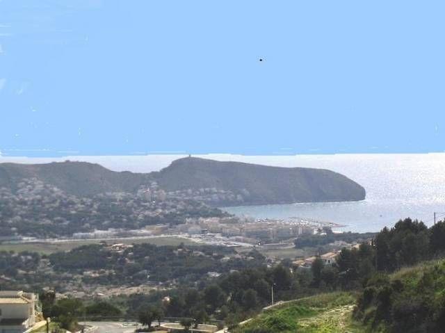 Земля в Морайре, Испания, 1210 м2 - фото 1