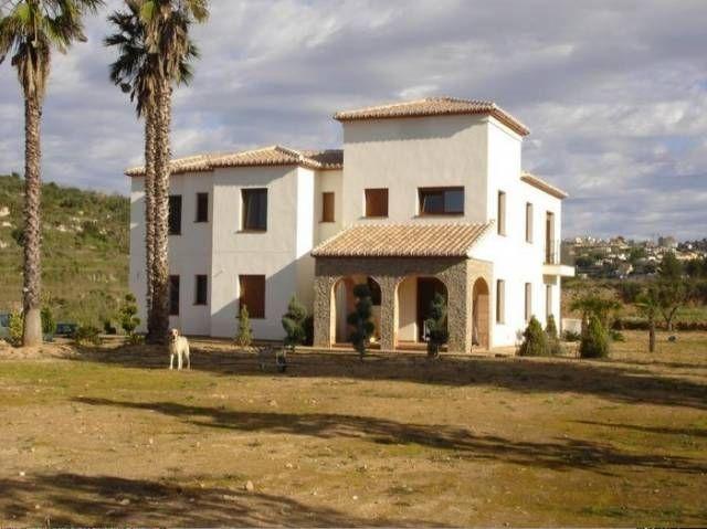 Вилла в Морайре, Испания, 430 м2 - фото 1