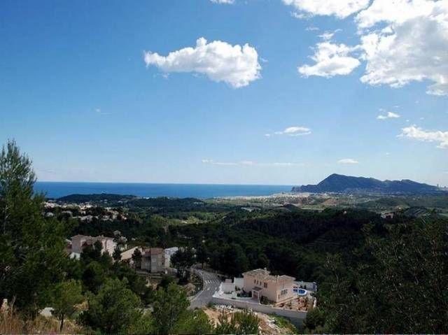 Земля в Альтеа, Испания, 1293 м2 - фото 1