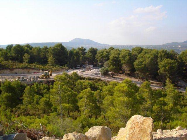 Земля в Хавее, Испания, 20333 м2 - фото 1