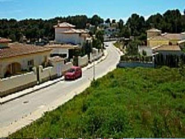 Земля в Морайре, Испания, 800 м2 - фото 1