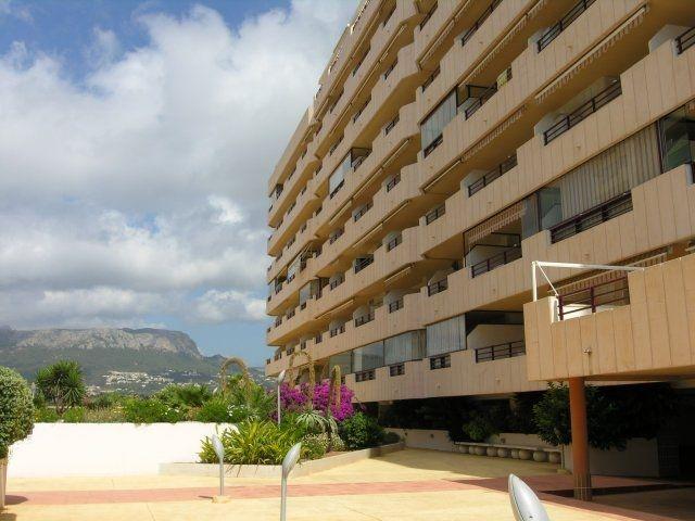 Апартаменты в Кальпе, Испания, 50 м2 - фото 1