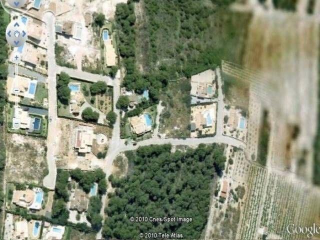 Земля в Хавее, Испания, 990 м2 - фото 1