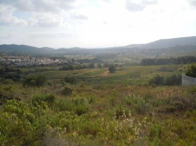 Земля в Морайре, Испания, 810 м2 - фото 1