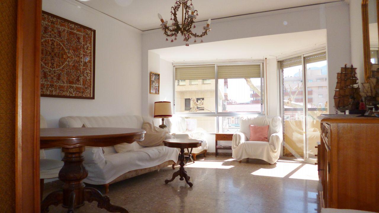 Квартира в Дении, Испания, 124 м2 - фото 1