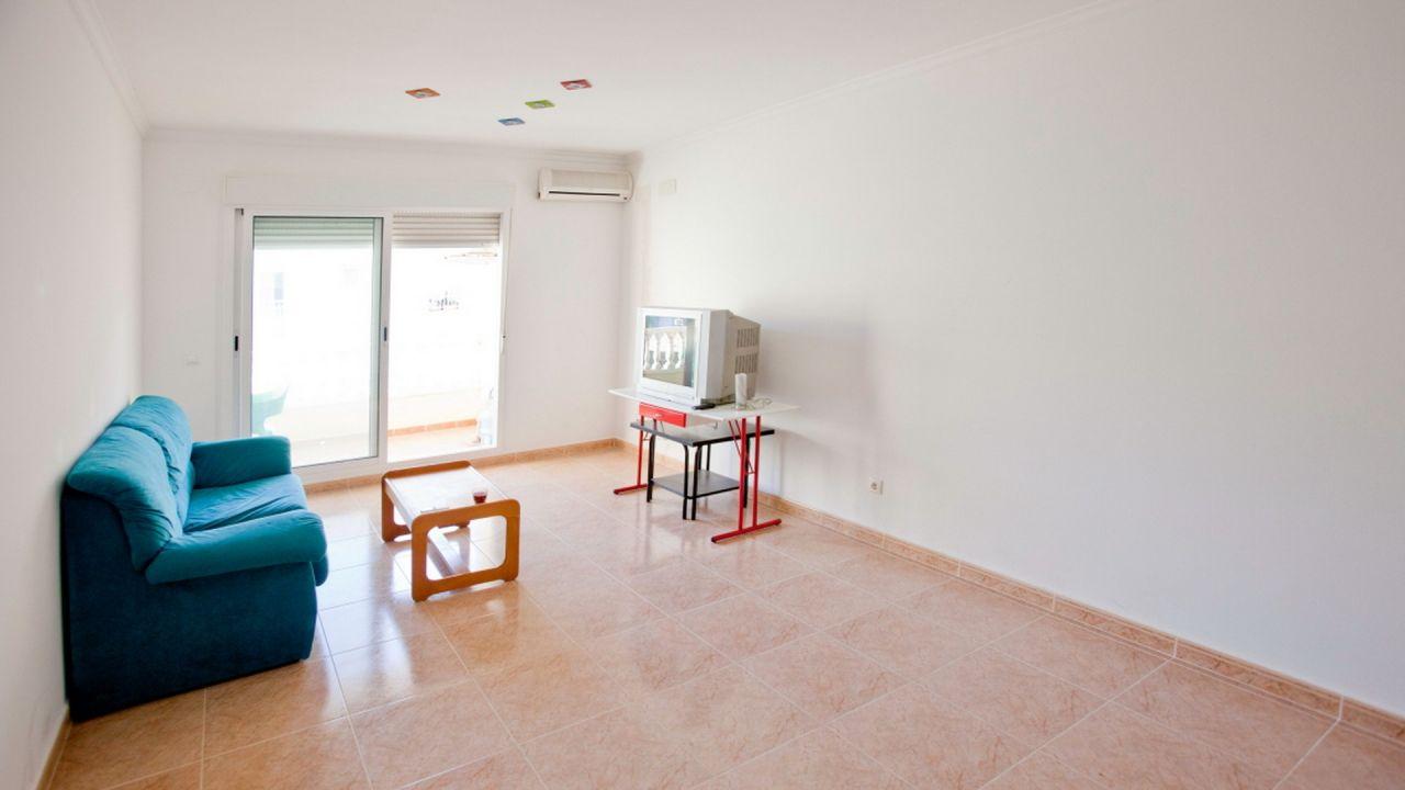 Квартира в Дении, Испания, 87 м2 - фото 1