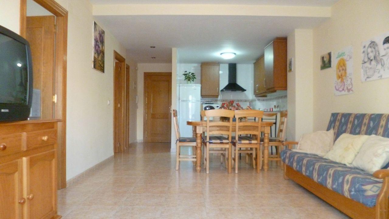 Квартира в Дении, Испания, 61 м2 - фото 1
