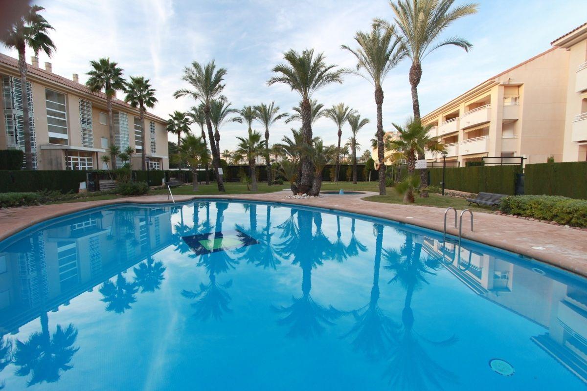 Апартаменты в Хавее, Испания, 133 м2 - фото 1