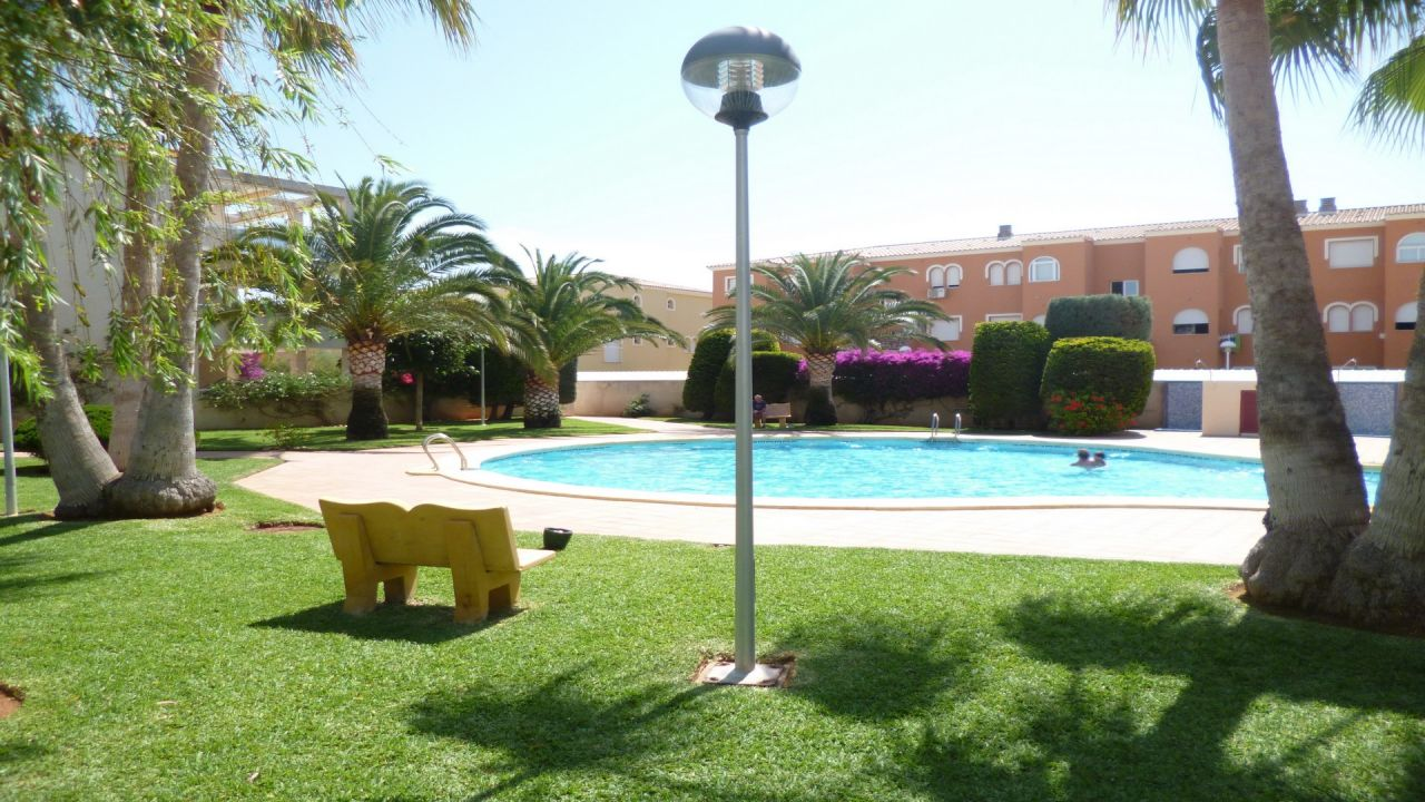 Апартаменты в Дении, Испания, 79 м2 - фото 1