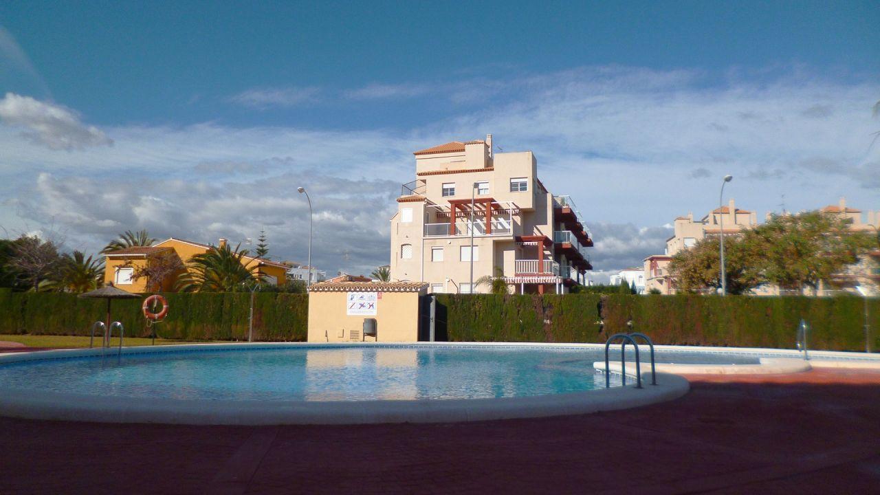 Апартаменты в Дении, Испания, 65 м2 - фото 1