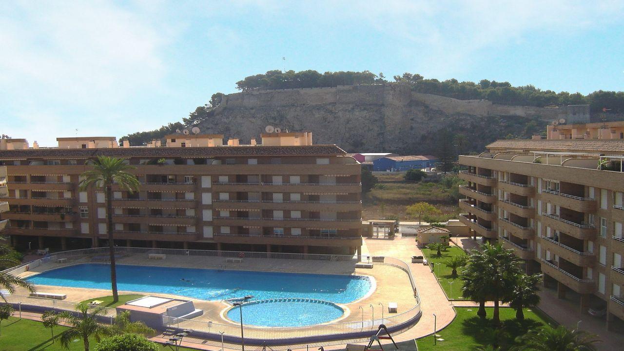 Апартаменты в Дении, Испания, 92 м2 - фото 1