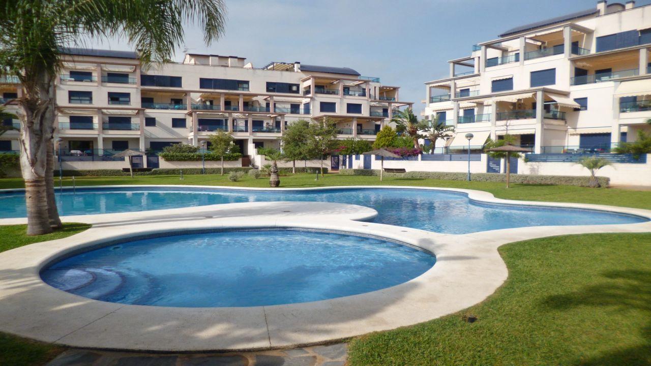 Апартаменты в Дении, Испания, 63 м2 - фото 1