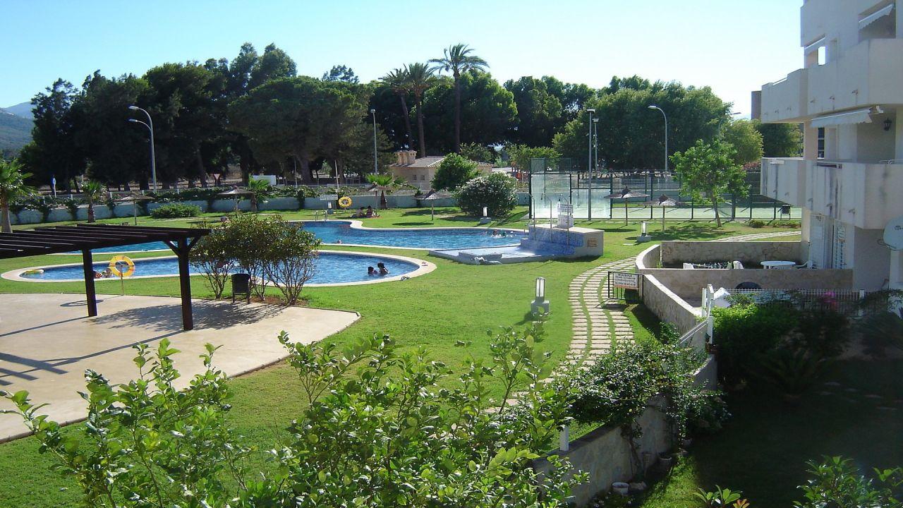Апартаменты в Дении, Испания, 70 м2 - фото 1