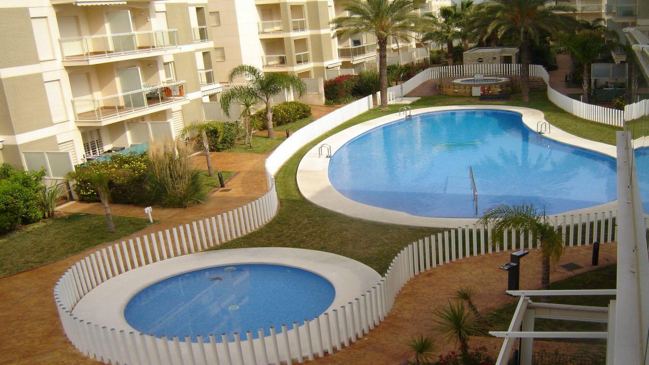 Апартаменты в Дении, Испания, 48 м2 - фото 1