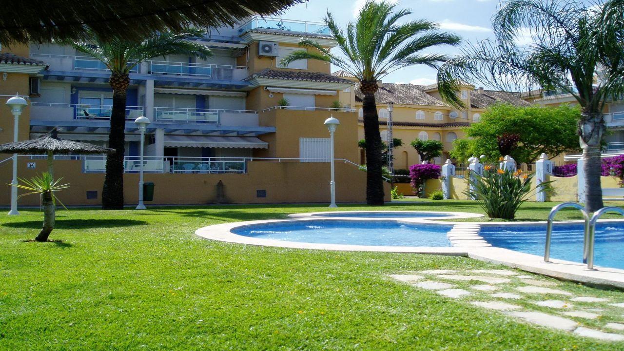 Апартаменты в Дении, Испания, 105 м2 - фото 1